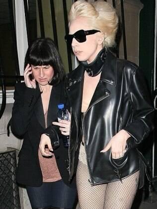 Jennifer O'Neill e Lady Gaga enquanto as duas trabalhavam juntas: questões judiciais