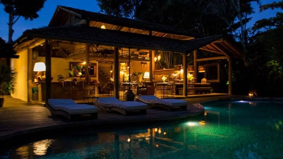 Hotel em Trancoso é eleito melhor resort do mundo pela Condé Nast Traveller
