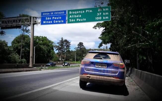 Jeep Compass na estrada: comportamento exemplar e boa avaliação masculina e feminina