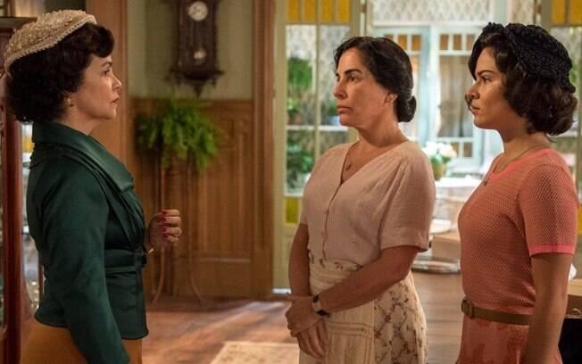 Zulmira, Lola e Isabel