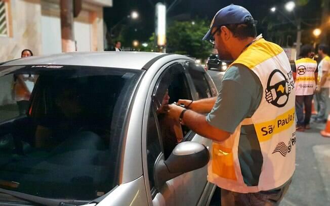Segundo o Detran-SP, os veículos somam aproximadamente 13 mil multas por infrações de trânsito