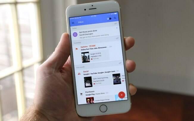 App de produtividade do Google, Inbox já conta com o Smart Reply, que ajuda a responder mensagens mais rapidamente