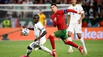 Portugal bate França com recorde de CR7 e avança  para as oitavas
