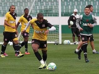 O Vasco ocupa apenas a oitava colocação na Série B
