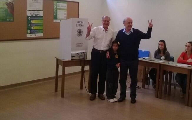 Com Alckmin impedido de ser candidato, PSDB pensa em nomes para futuro em SP