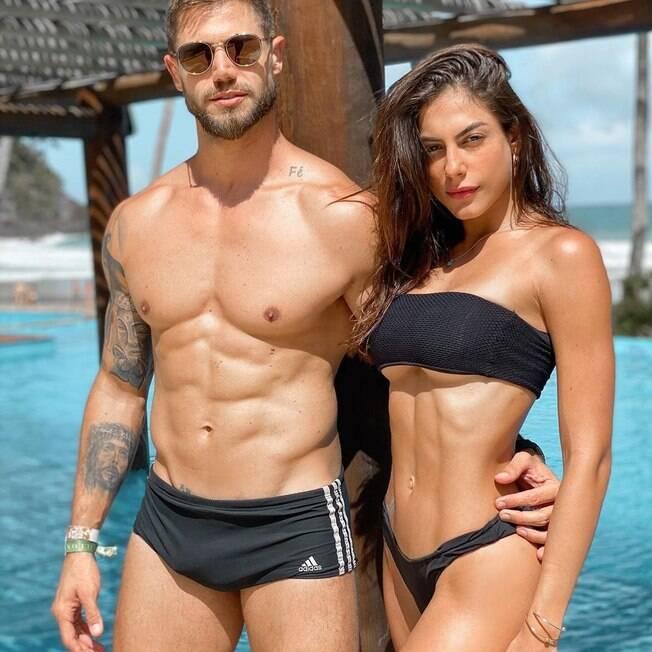 Jonas Sulzbach e Mari Gonzalez