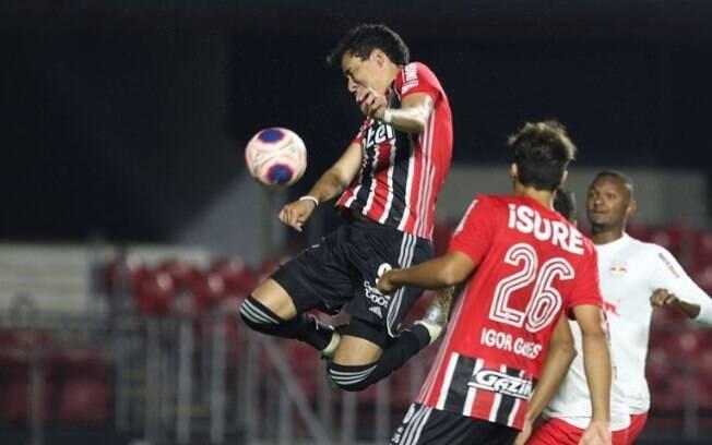 Pablo marcou dois gols%2C mas não evitou a derrota são-paulina