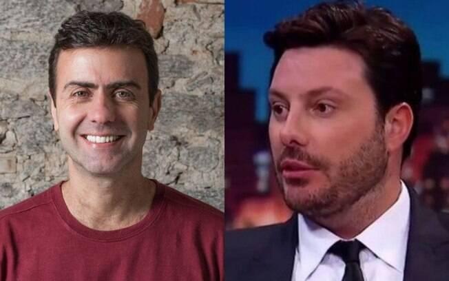 Danilo Gentili foi condenado a pagar uma indenização para Marcelo Freixo no valor de 10 mil reais por danos morais