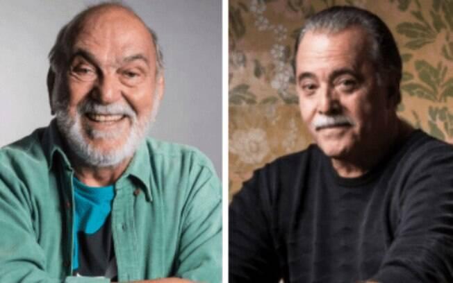Lima Duarte e Tony Ramos