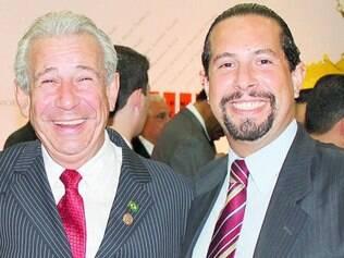 Aposentado. Antônio Roberto  deixará a vida pública por motivo de saúde, mas será cabo eleitoral do  filho