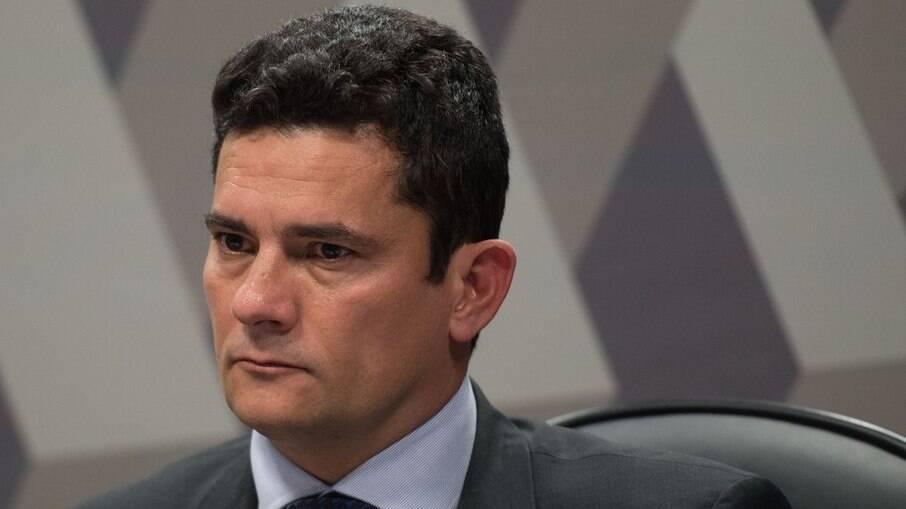 Ex-ministro Sérgio Moro, declarado parcial em julgamento do ex-presidente Lula