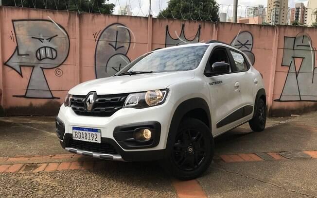 Renault Kwid Outsider chega com mais personalidade segue tendência de mercado para ainda mais popularidade