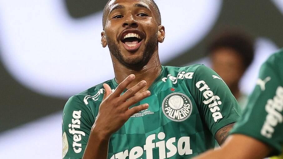 Destaque na final da Copa do  Brasil, Wesley deve ser titular do Palmeiras