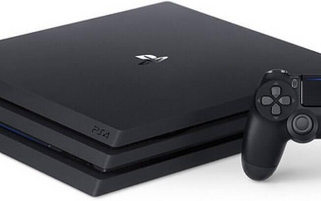 PS4 Pro chegará ao mercado em 10 de outubro