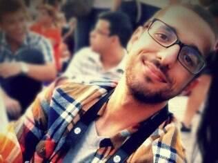 Daybes Antônio Gomes, participante da comunidade ursina há pouco mais de um ano