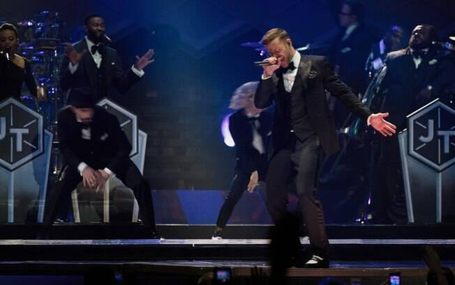 Justin Timberlake já teve parcerias de sucessos com Timbaland, T.I., Jay-Z e Rihanna