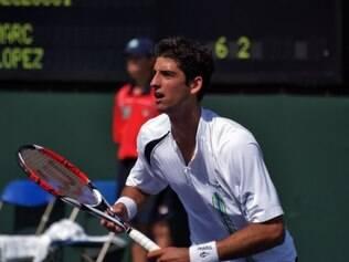 Por lesão, Bellucci desistiu do Grand Slam francês, fato que o fez perder quatro postos no ranking