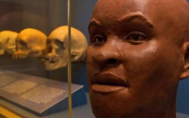 Crânio de Luzia é um dos mais antigos antigos fósseis já encontrados no continente americano