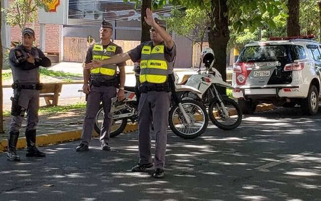 Operação da Polícia Militar contou com 7.974 viaturas em todo o Estado