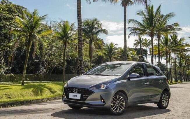 Hyundai HB20 fez tanto sucesso que começou a ser exportado para Uruguai, Paraguai e Colômbia