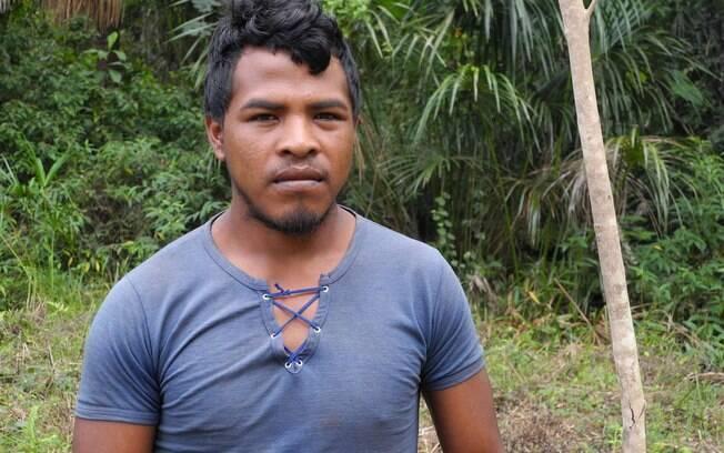 indígena Paulo Paulino Guajajara