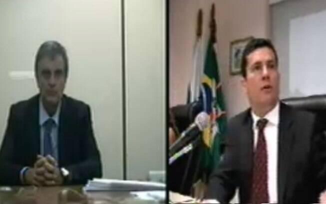 Ex-ministro José Eduardo Cardozo participou de videoconferência com o juiz federal Sérgio Moro, da Lava Jato