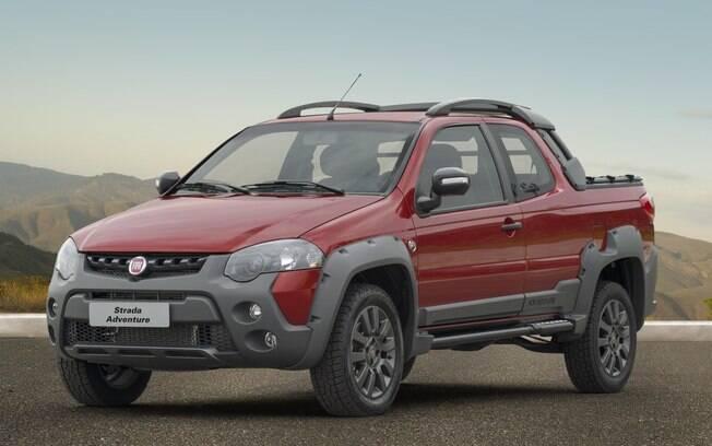 As vendas diretas são a grande salvação para as vendas do Fiat Strada