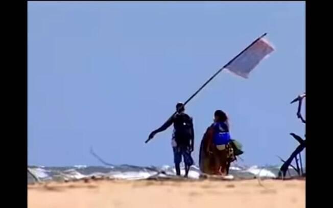 A terceira temporada de No Limite foi gravada no Pará, na ilha do Marajó