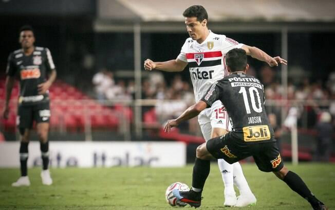 São Paulo e Corinthians empatam em 0 a 0 no Morumbi na primeira rodada da decisão do Campeonato Paulista