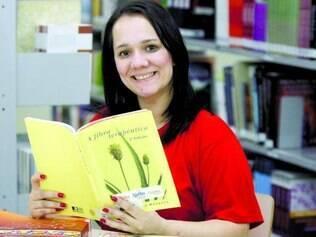 Mudança. A estudante Priscila Pacheco, 30, hoje acredita que existam outros meios mais naturais de obter bem-estar, e não só pelos remédios
