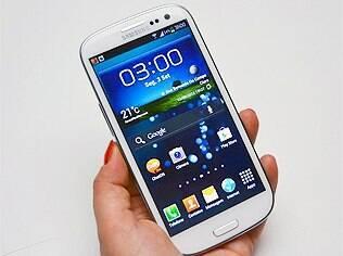 Galaxy S III é um dos melhores aparelhos atualmente no mercado