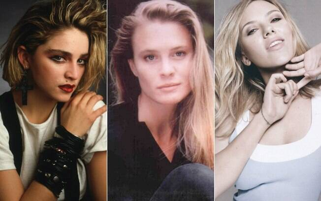 Loiras e lindas: o time de mulheres de Sean Penn tem Madonna e as atrizes Robin Wright e Scarlett Johansson