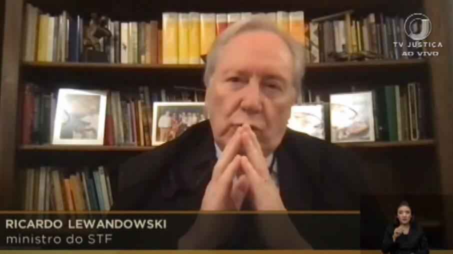 Ricardo Lewandowski, ministro do STF