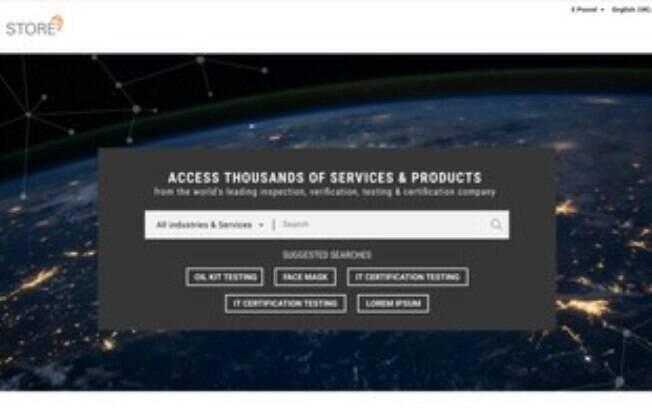 SGS lança nova Loja Online - Adquira centenas de serviços confiáveis de forma rápida e fácil