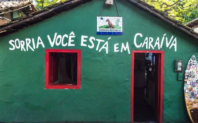 casa de caraíva