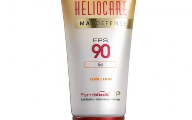 Heliocare Max Defense Gel FPS 90 Heliocare - Protetor Solar - 50g