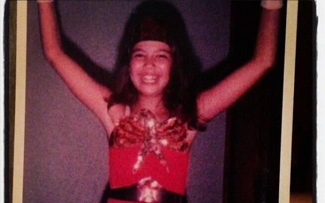Luciana Gimenez: 'Sempre quis ser a Mulher Maravilha'