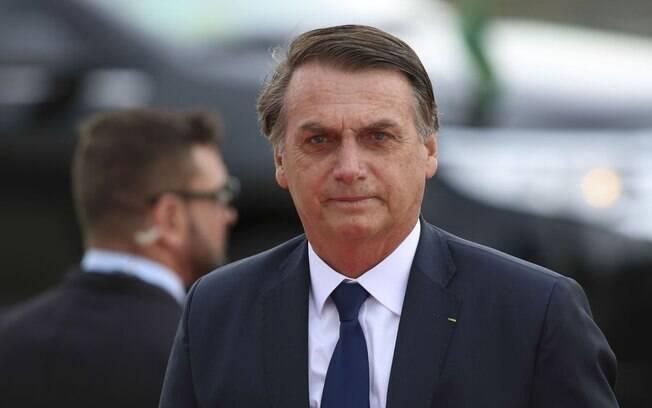 Jair Bolsonaro comemorou a prisão de Cesare Battisti e ainda parabenizou o trabalho da equipe que o capturou