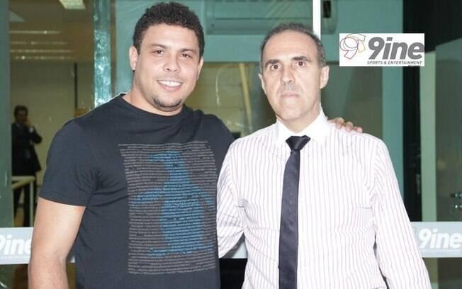 Ronaldo e Wagner Ribeiro