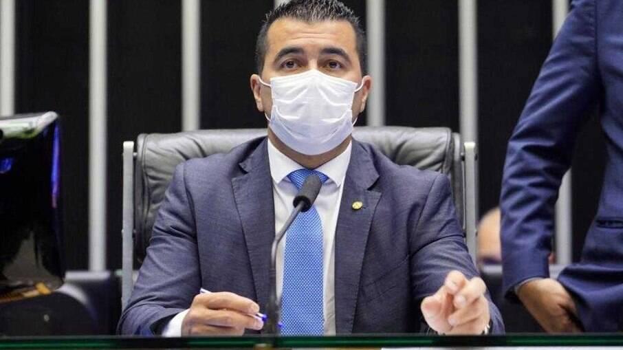 Deputado federal Luís Miranda (DEM-DF)