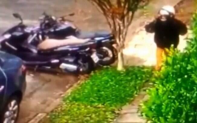 Moto da policial desaparecida foi encontrada no bairro de Pinheiros, zona oeste de São Paulo
