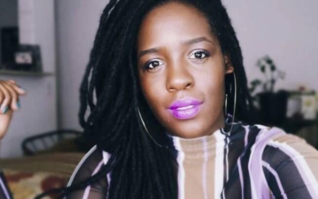 Ana Paula Xongani também dá em seu canal várias dicas sobre estética e beleza negra, além de sugestões de livros