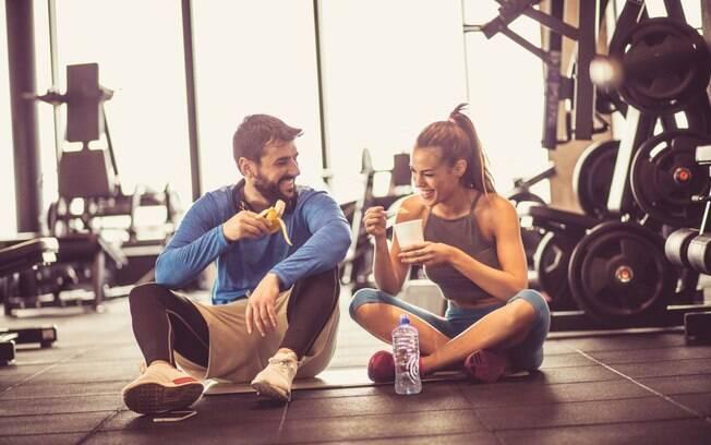 Saiba por que você quer devorar tudo o que vê pela frente depois dos exercícios e como saciar essa fome