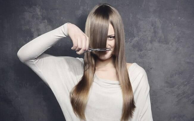 Escolher o modelo de corte de cabelo não é fácil