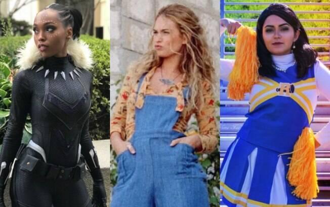 Ideias de fantasias para o Hawlloeen: inspire-se em filmes e séries como 'Pantera Negra', 'Mamma Mia' e 'Riverdale'