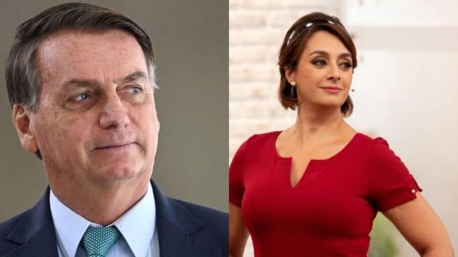 Cátia detonou o veto do presidente Jair Bolsonaro