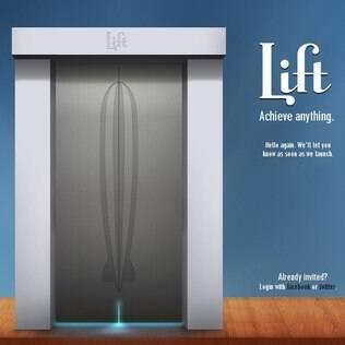 Lift, rede social que auxilia a atingir metas, recebeu investimento dos criadores do Twitter