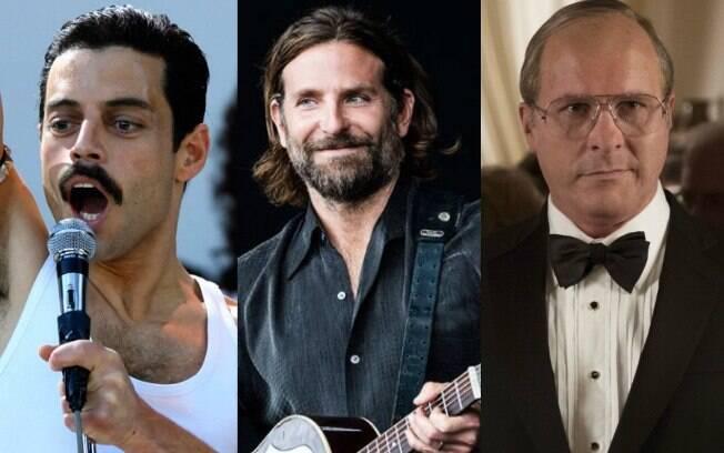 Corrido do Oscar para melhor ator tem Christian Bale na dianteira