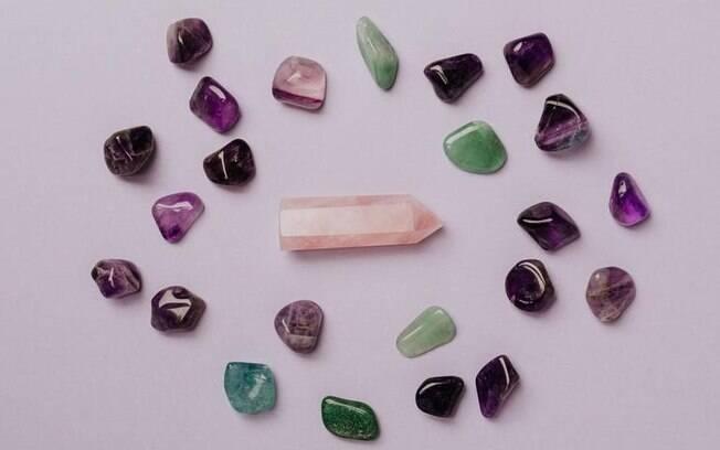 5 pedras semi preciosas para trazer proteção, energia e paz