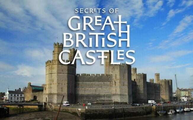 Aventure-se pelas histórias de algumas das construções mais icônicas do Reino Unido nesta série britânica